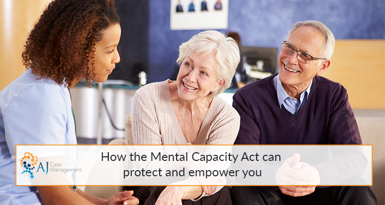 what is the mental capacity act