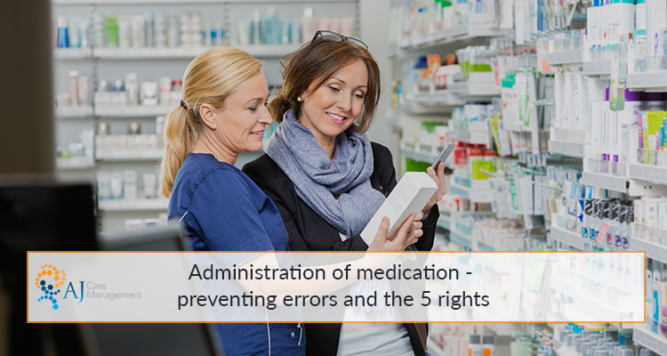 what is administration of medication