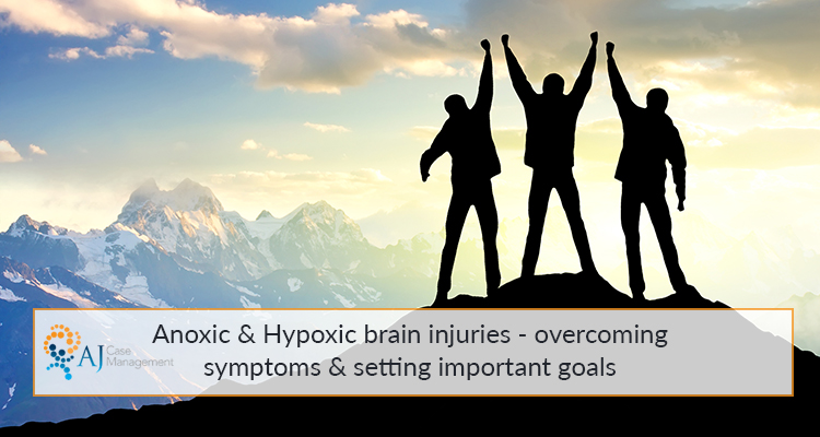 anoxic brain injury symptoms